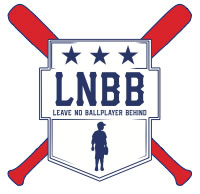 leave no ballpalyer behind logo